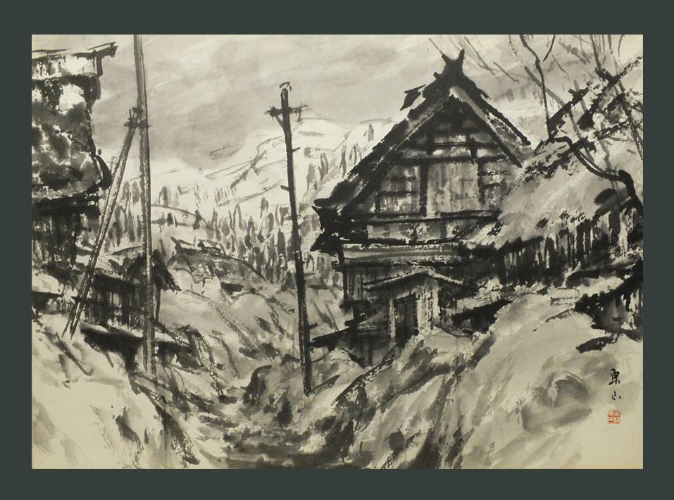 ●村道泥雪 30号