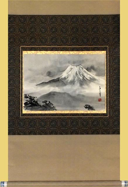 The Mt.Fuji.